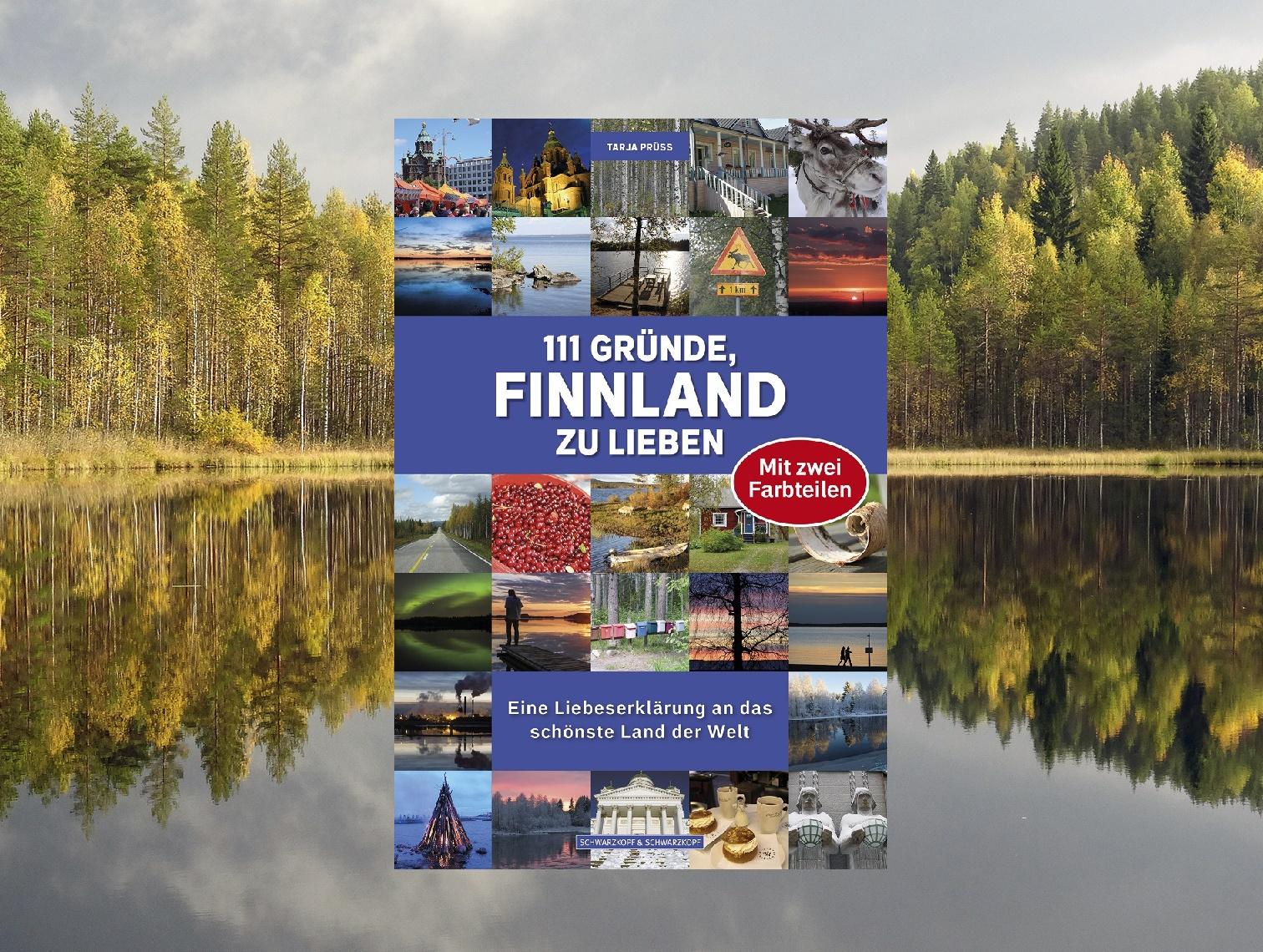 Finnland Buch