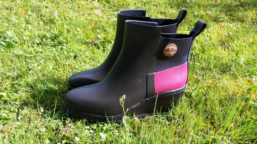 Ein Traum für Ladys sind die Nokian Footwear Ankle Wedges