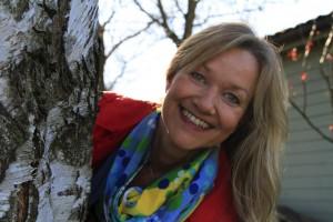 Die Autorin im Porträt. Bild: © Tarja Prüss