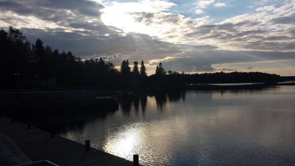 Oulu_Abendstimmung