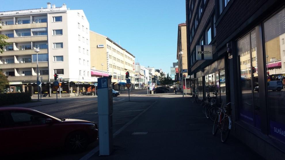 Oulu ist eine moderne, aber dennoch entspannte finnische Großstadt.