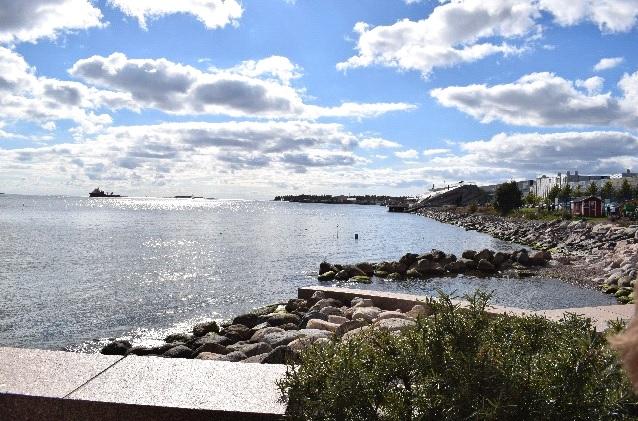 Entspannung pur mit Blick aufs Meer!