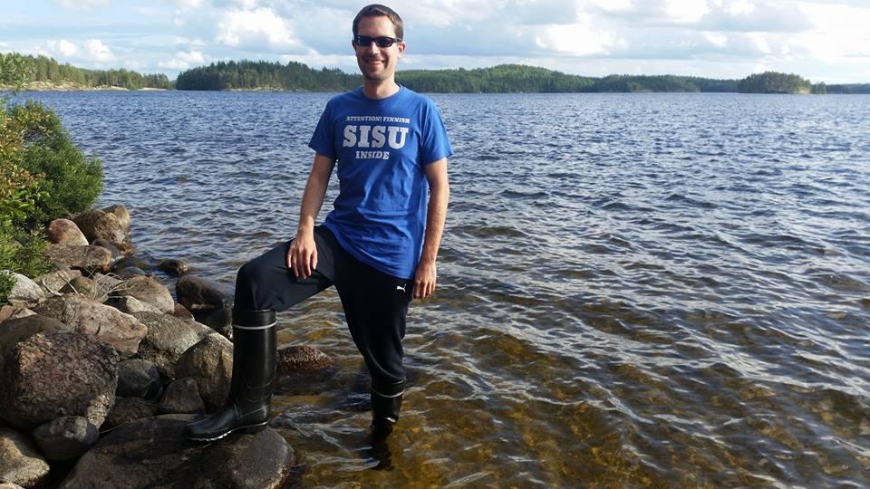 Härtetest am Puula-See in Finnland bestanden: Die Gummistiefel von Nokian Footwear