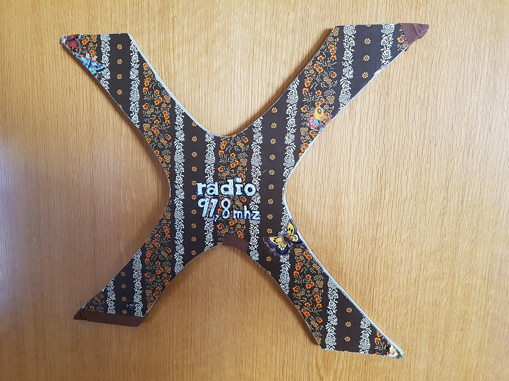 """Herzlich willkommen im Studio von """"radio x"""" in Frankfurt-Bockenheim."""