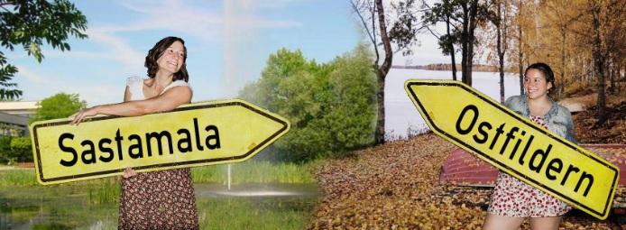 Sastamala und Ostfildern - so kann deutsch-finnische Freundschaft aktiv gelebt werden.