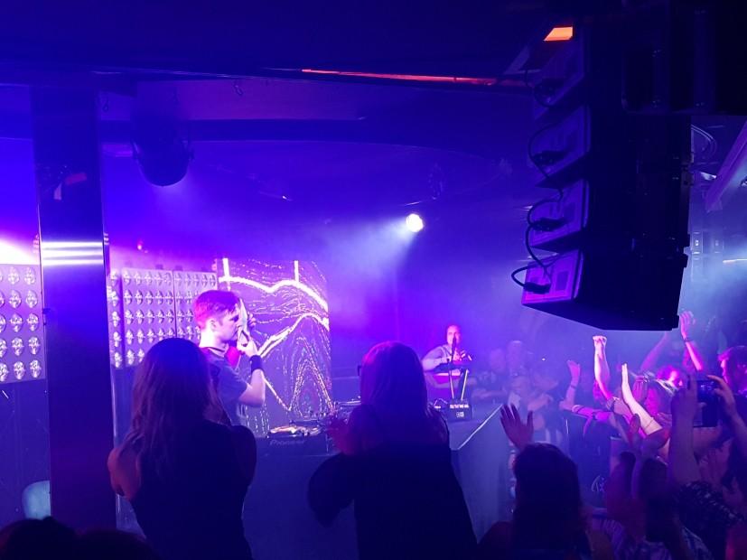 """Darude rockt den Mainfloor auf der """"25 Years of Dance""""-Cruise"""
