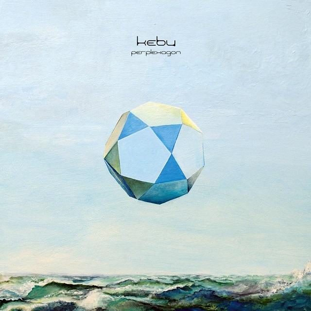 "Das Cover von Kebus Album ""Perplexagon"" (Foto: kebu.fi)"
