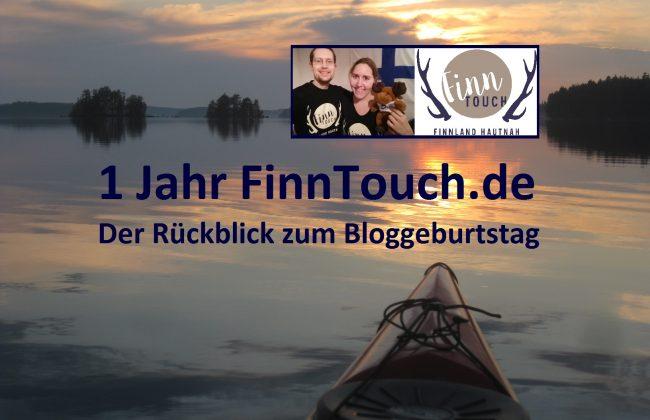 1 Jahr FinnTouch.de