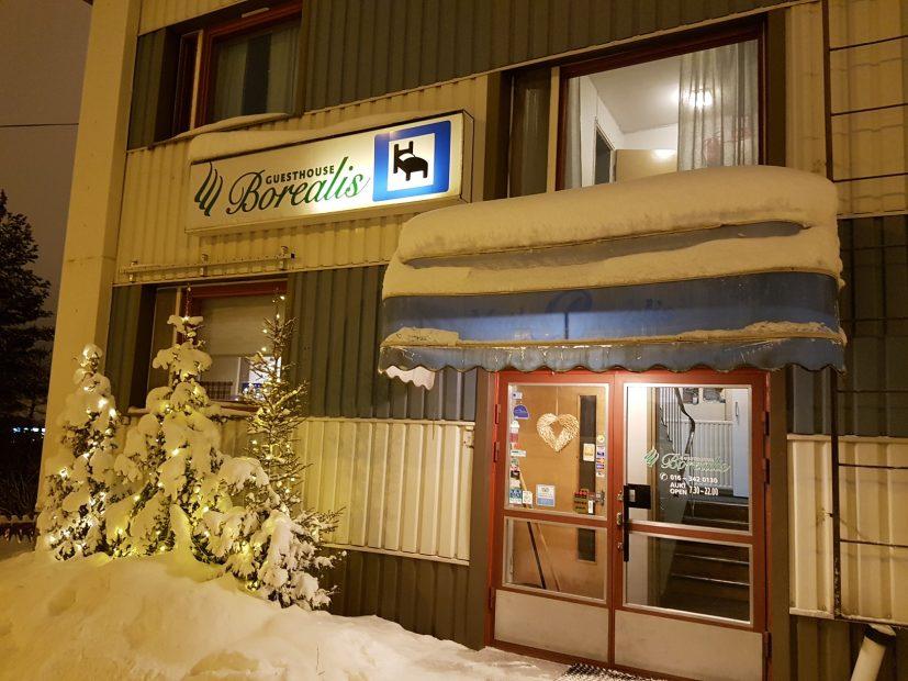 Guesthouse Borealis Rovaniemi