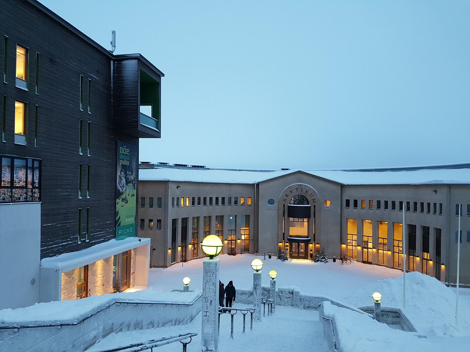 Pilke & Arktikum Rovaniemi