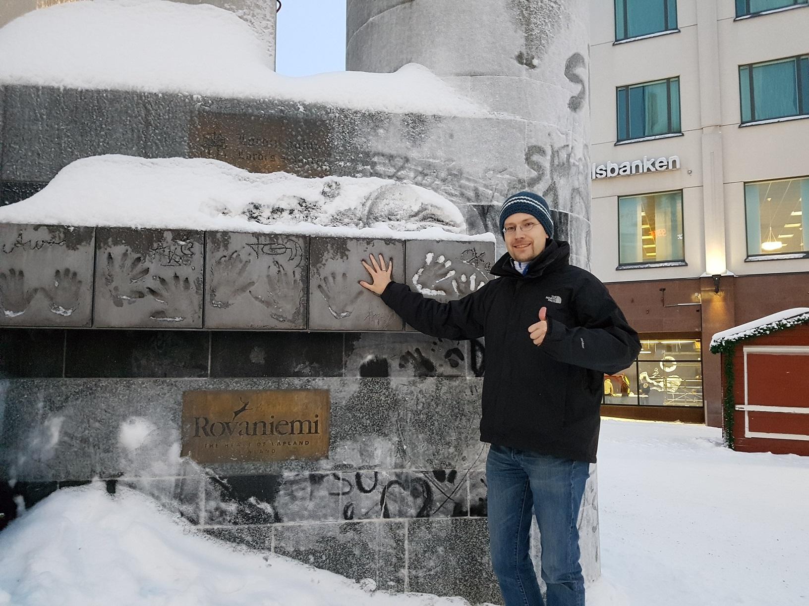 Lordi Monument Rovaniemi