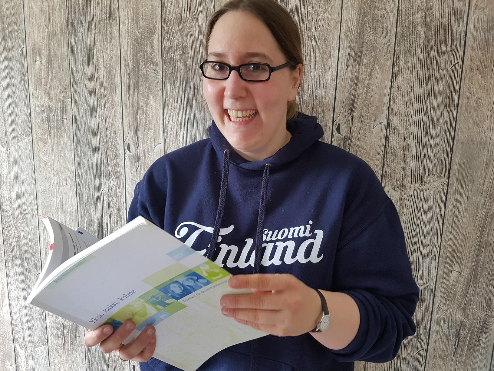 Finnisch lernen mit Buch