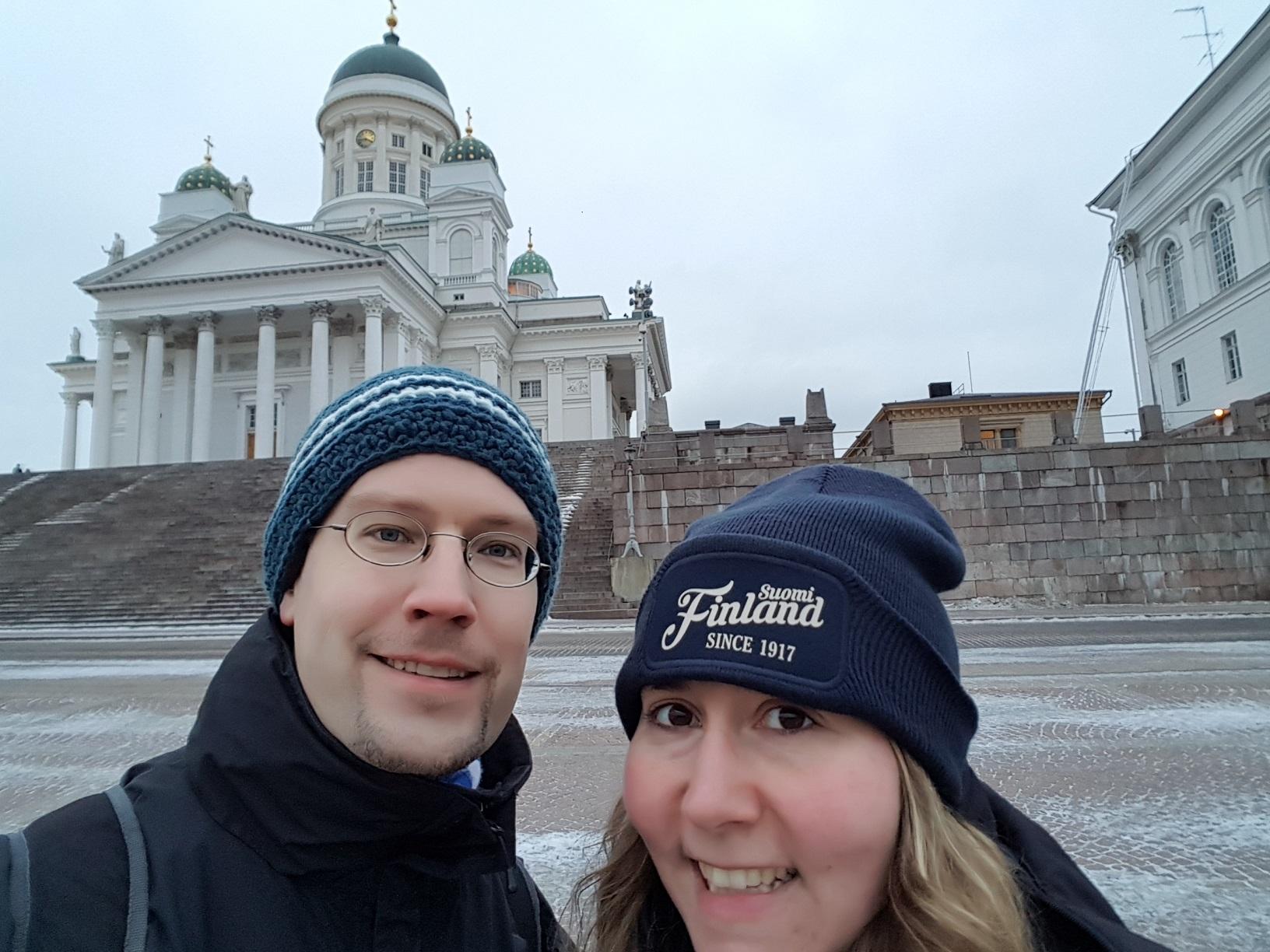 FinnTouch in Helsinki
