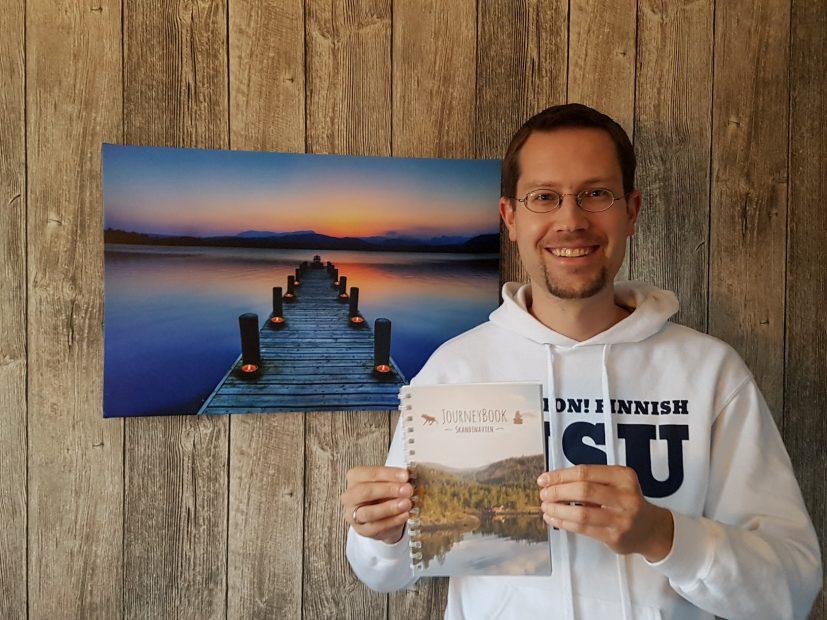 FinnTouch präsentiert das JourneyBook Skandinavien