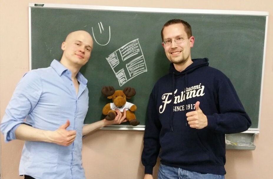 Petteri Sariola, Hannu-Pekka und René