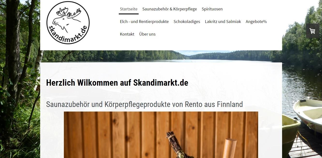 Startseite Skandimarkt.de