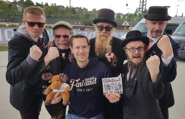 Eläkeläiset Humppa Of Finland