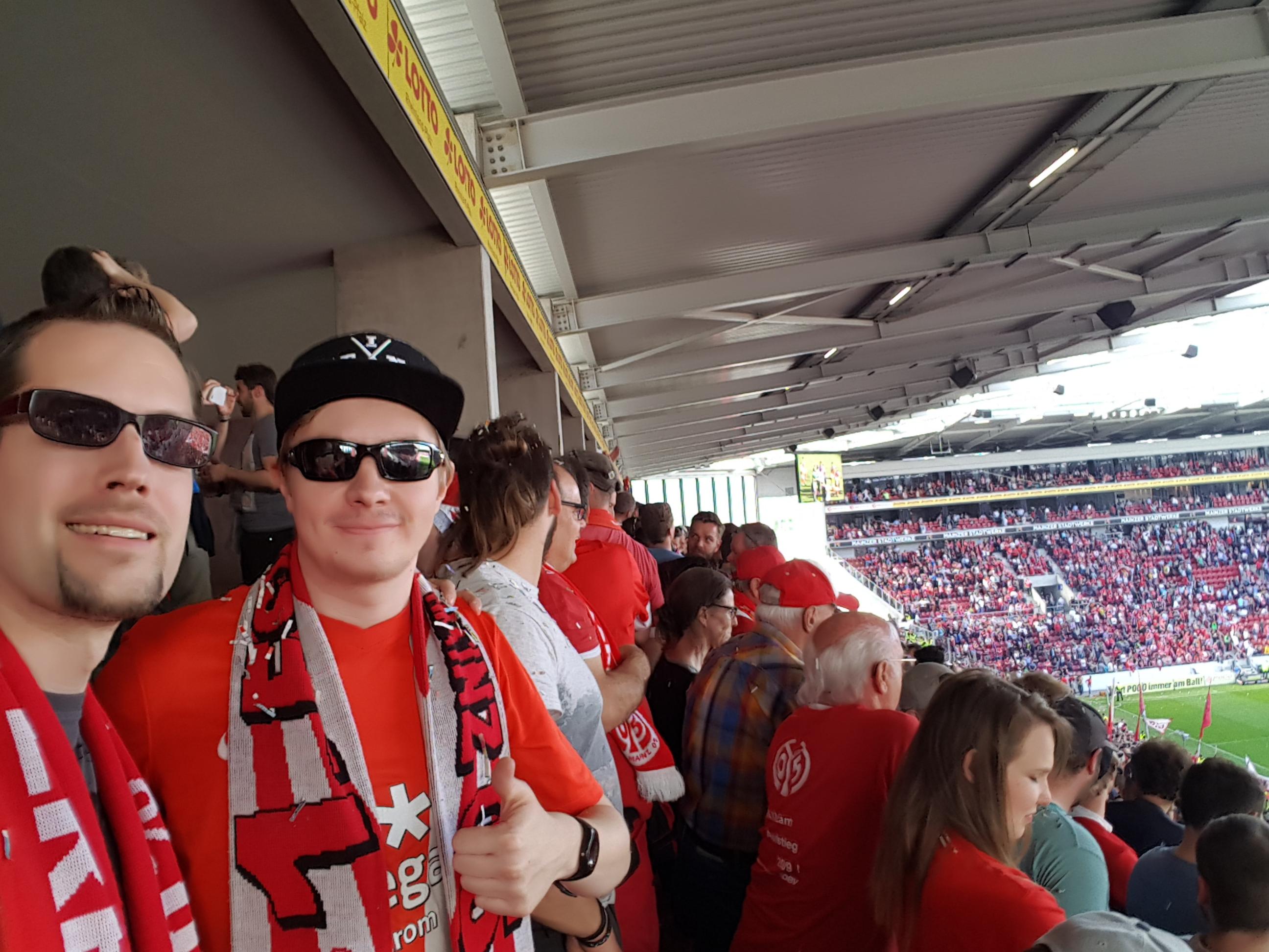 Klassenerhalt Mainz 05
