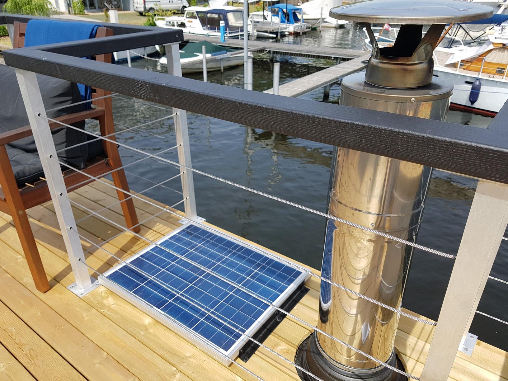 Solaranlagen auf Finnfloat