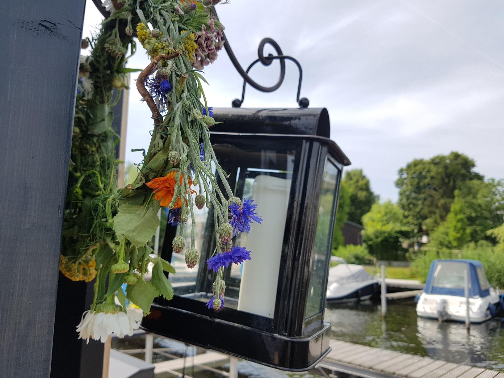 Finnfloat Lampe
