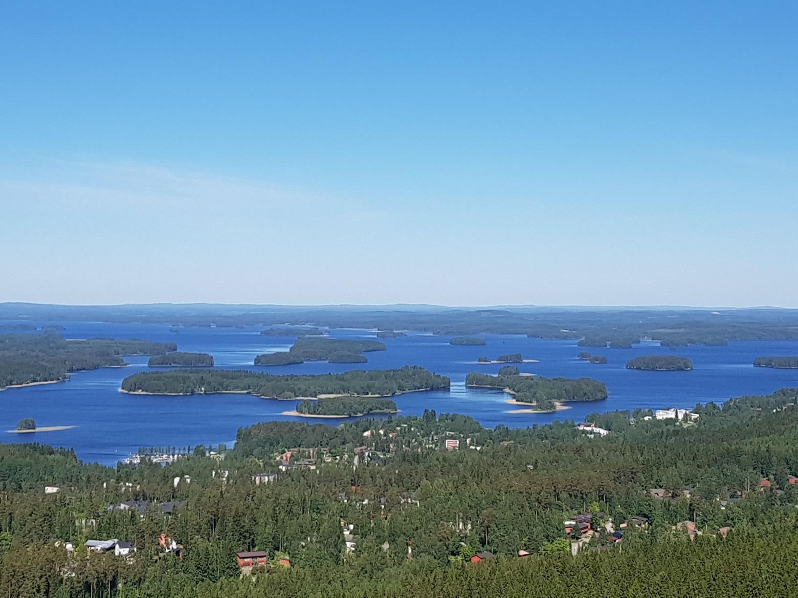 Kuopio Puijon torni