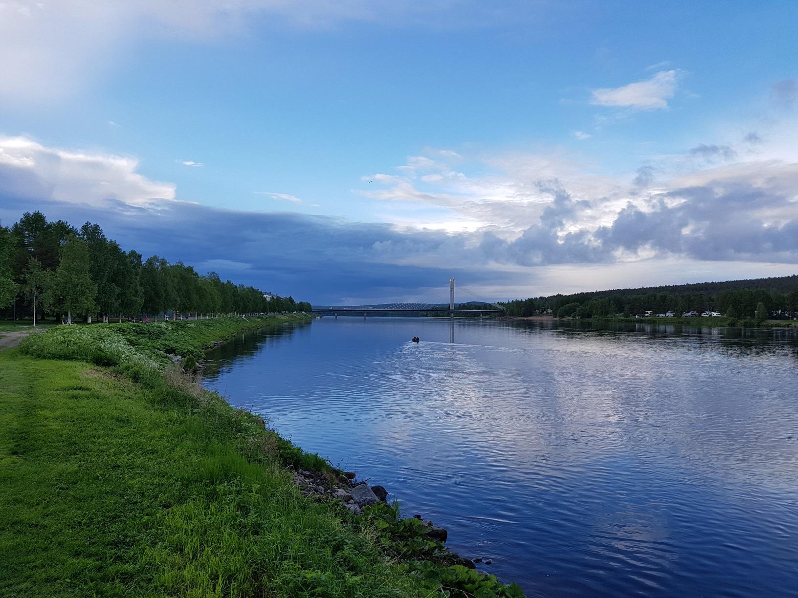 Kemijoki Rovaniemi
