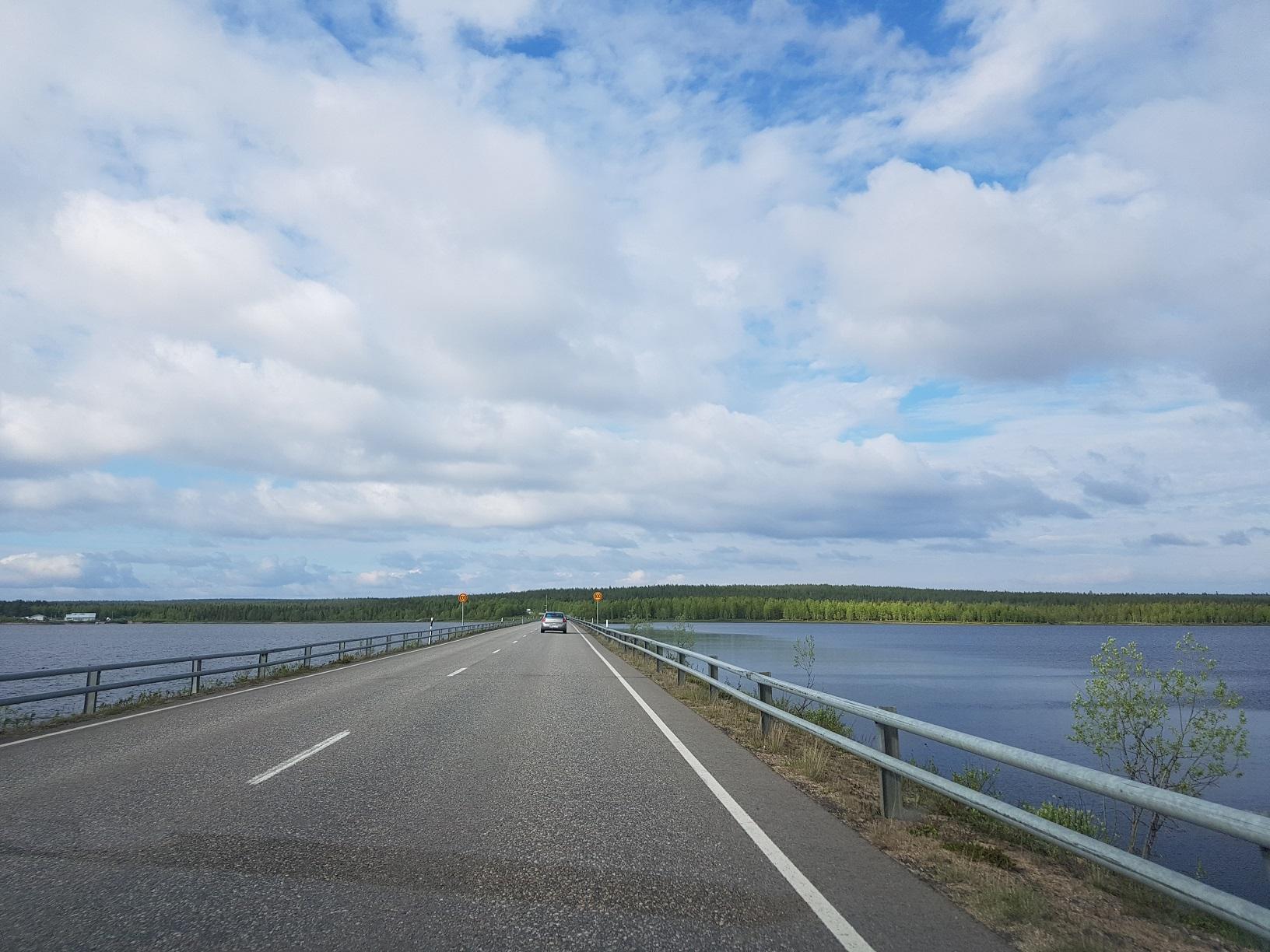 E75 Lappland