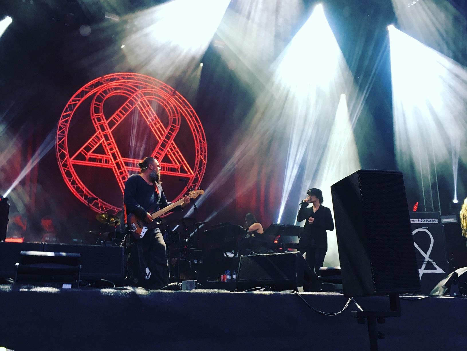 HIM @ Tuska Festival 2017