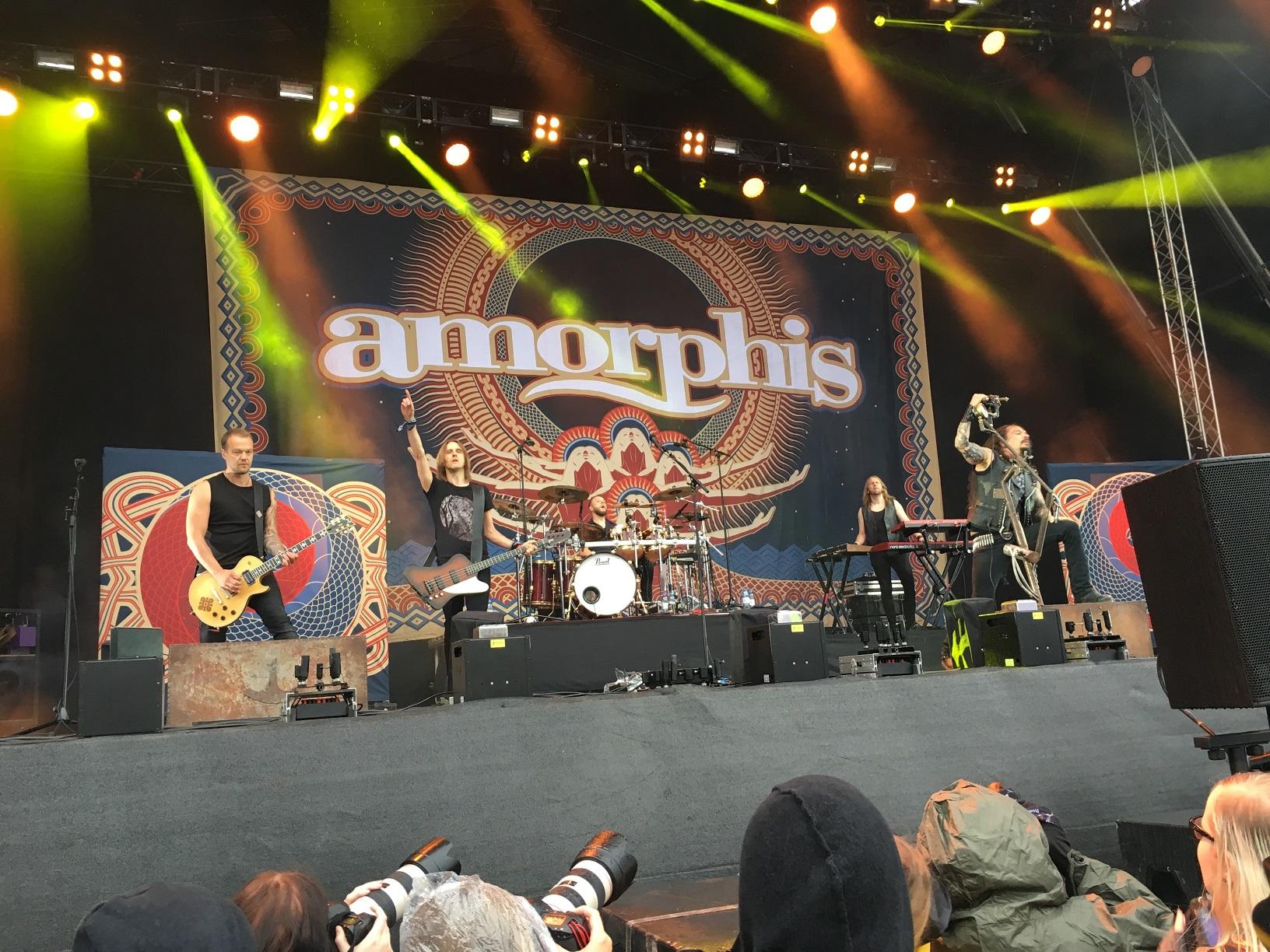 Amorphis @ Tuska Festival