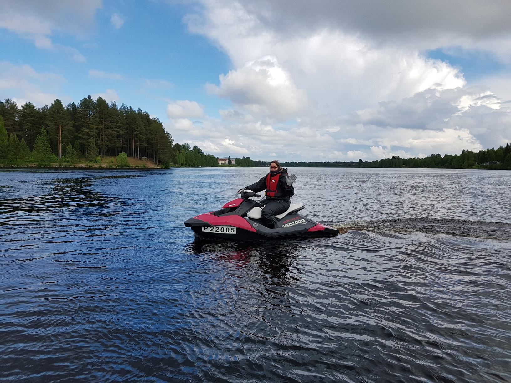 Jet Ski Rovaniemi