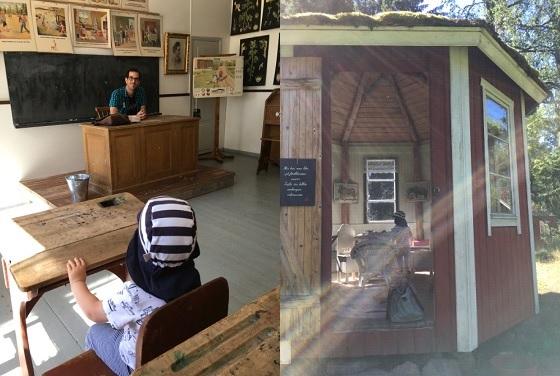 Freilichtmuseum Sagalund