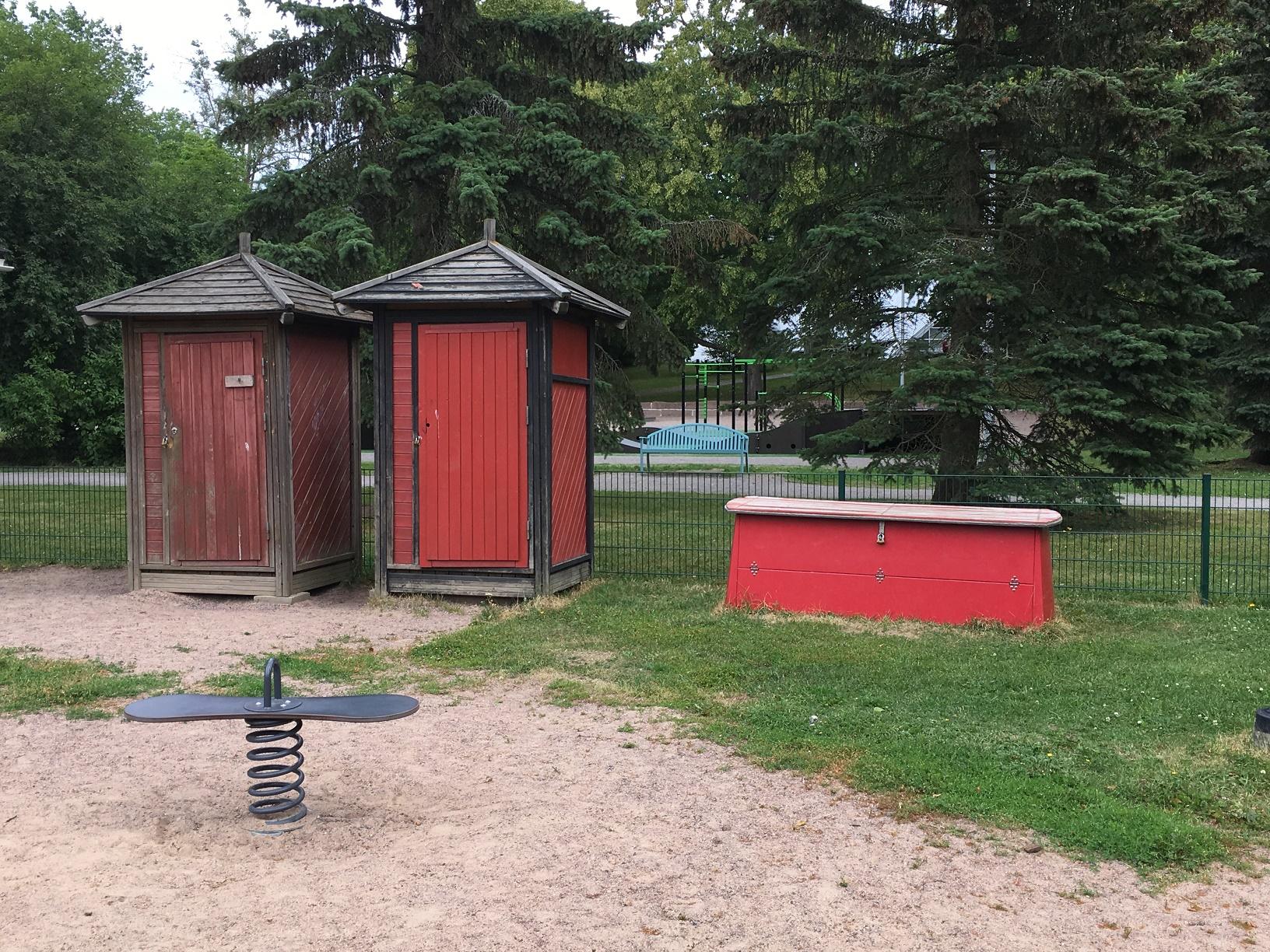Spielplatz in Turku