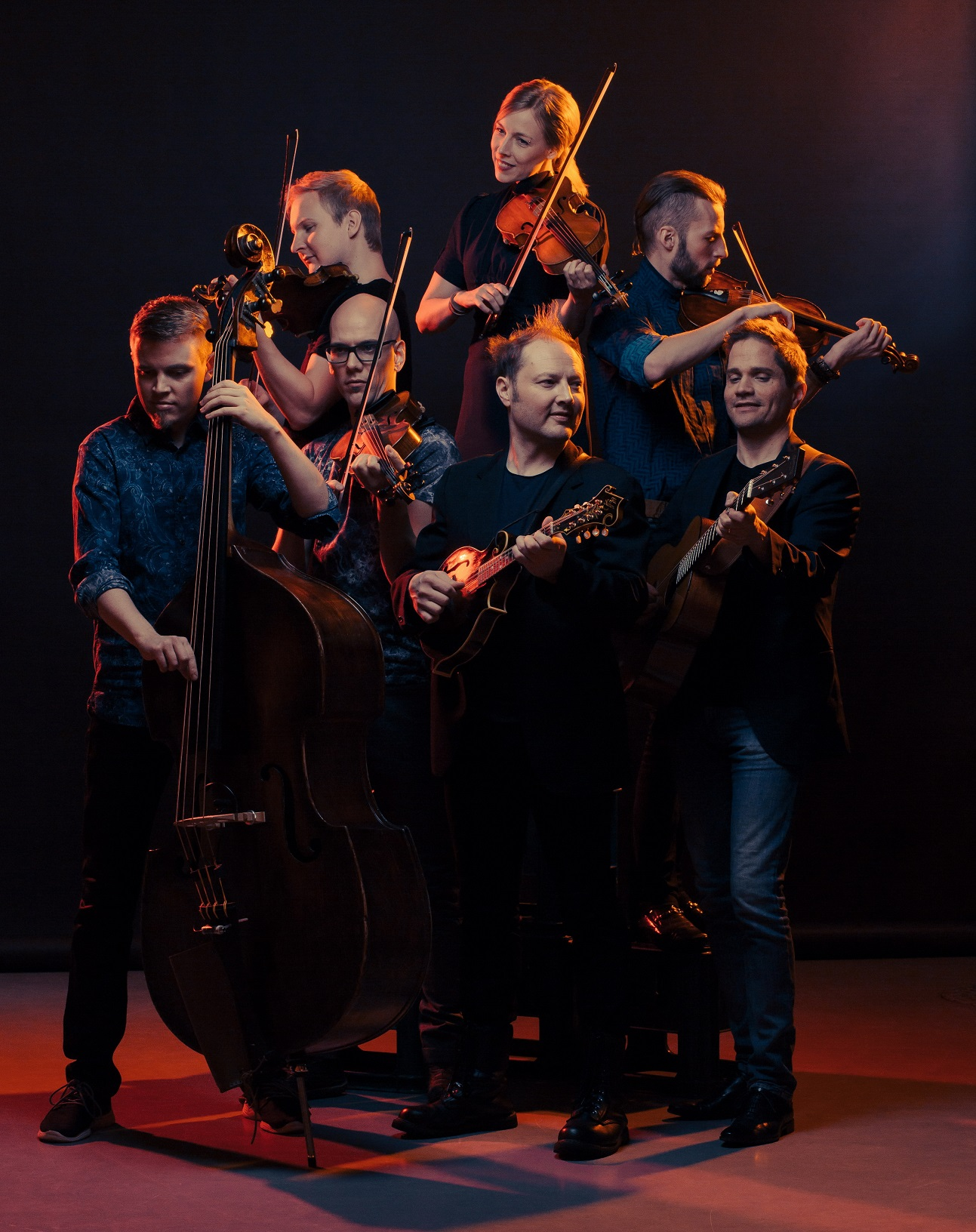 Die Powerfolk Band Frigg