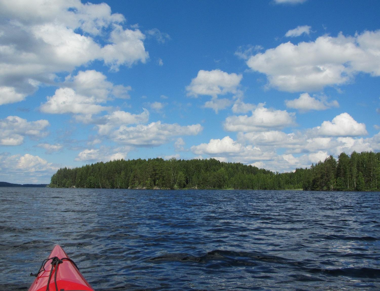 Finnischer See
