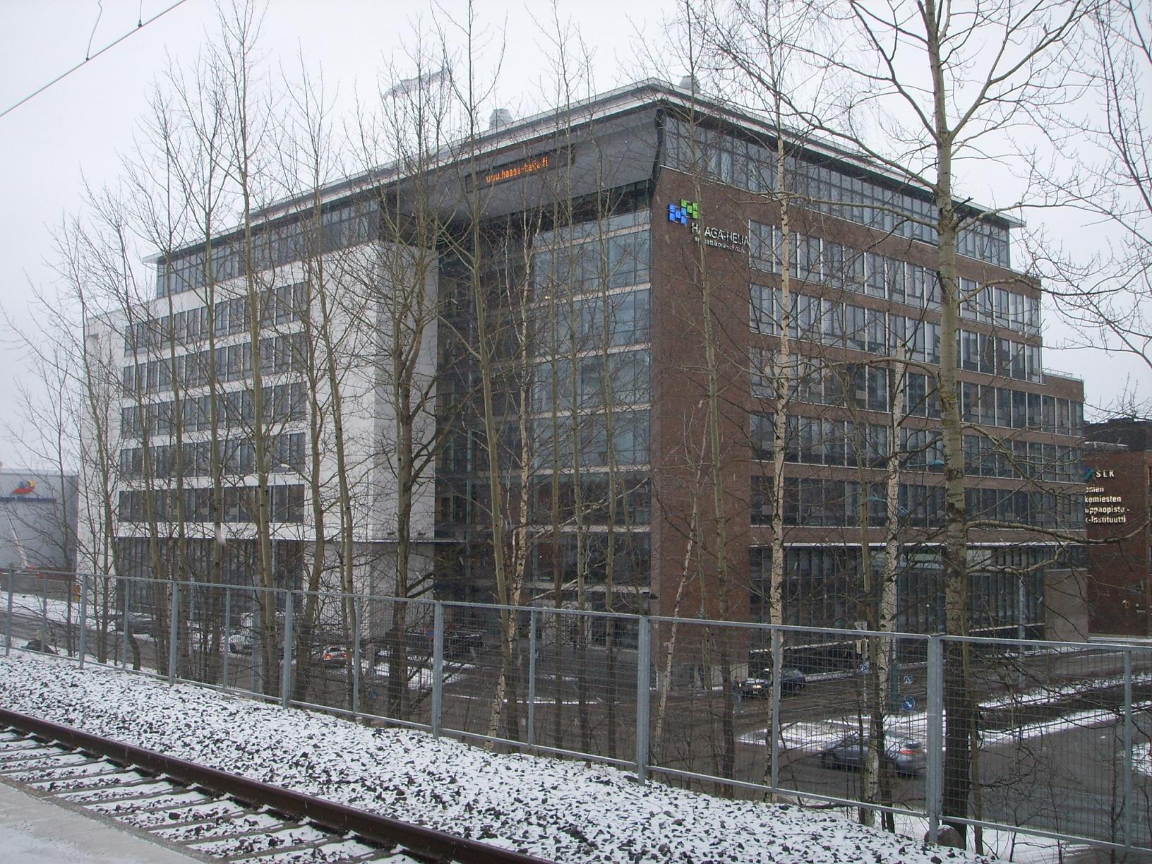 Haaga Helia Fachhochschule Helsinki