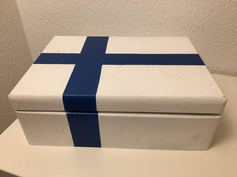 Finnland-Kiste