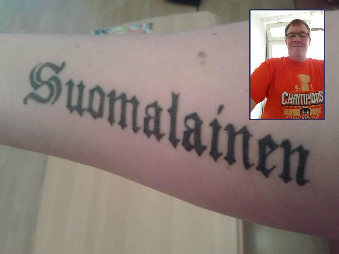 Suomalainen Tattoo