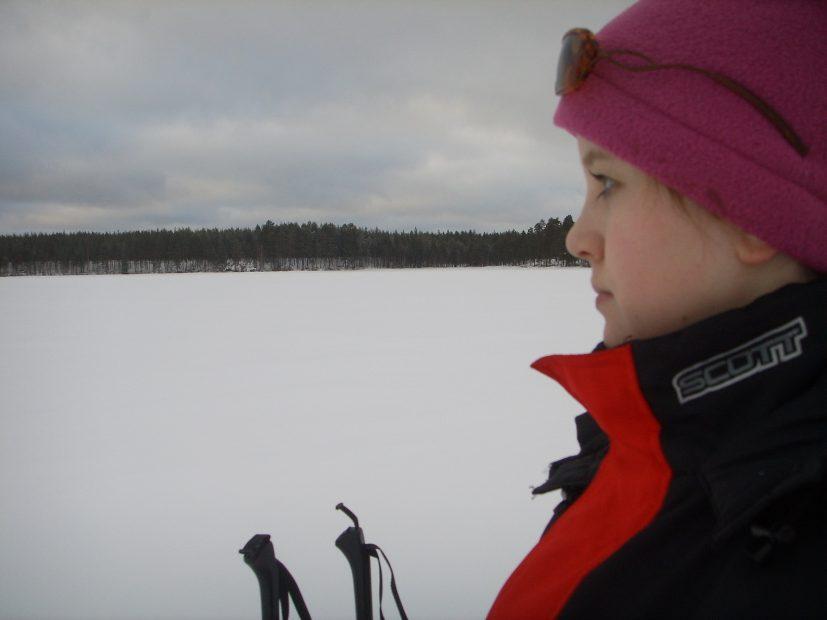 Tanja (FinnTouch) in Finnland