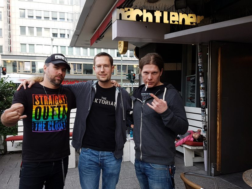 Interview Omnium Gatherum Frankfurt