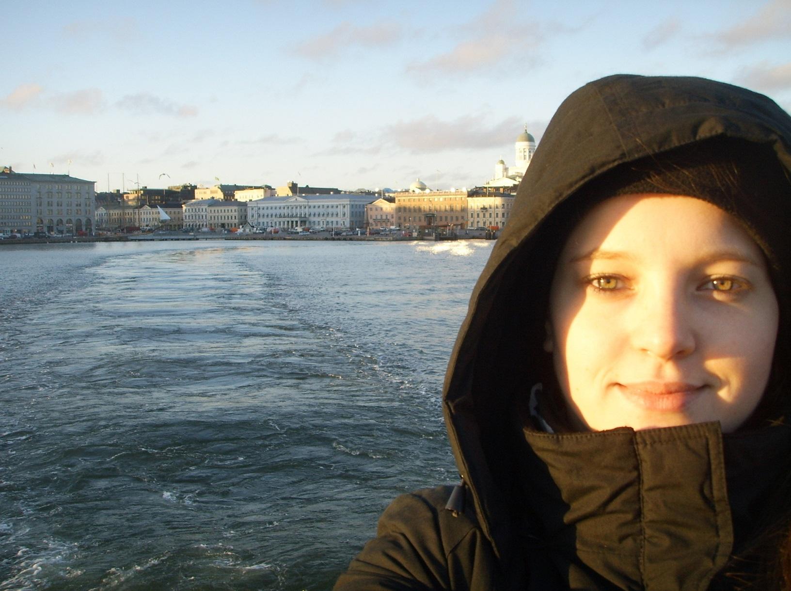 Helsinki Suomenlinna lautta