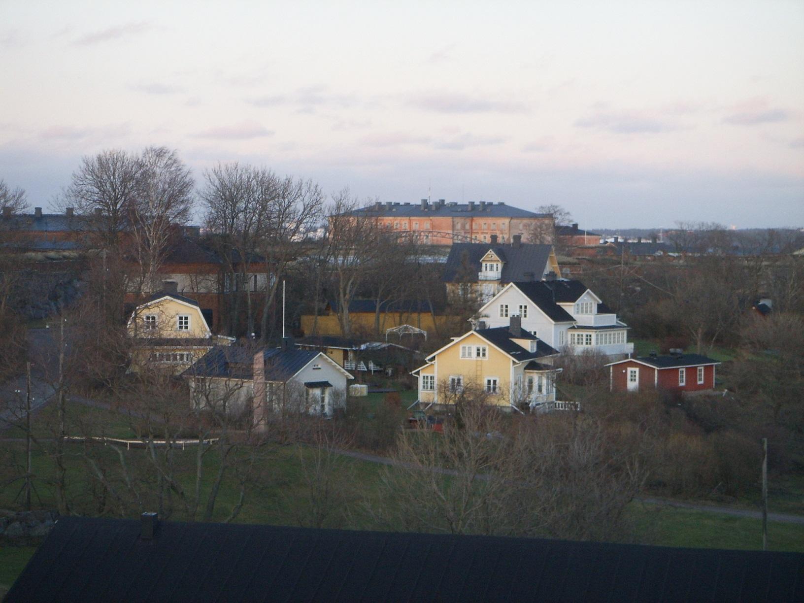Helsinki Suomenlinna