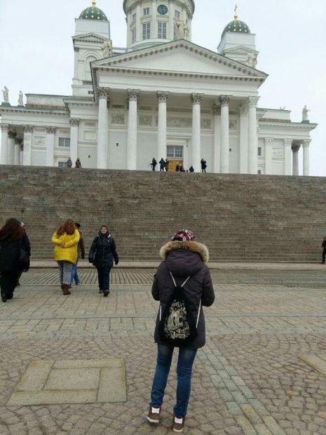 Helsinki Dom - Suomi Finland 100