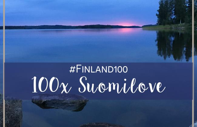 100 Jahre Finnland - 100 Liebeserklärungen an Finnland