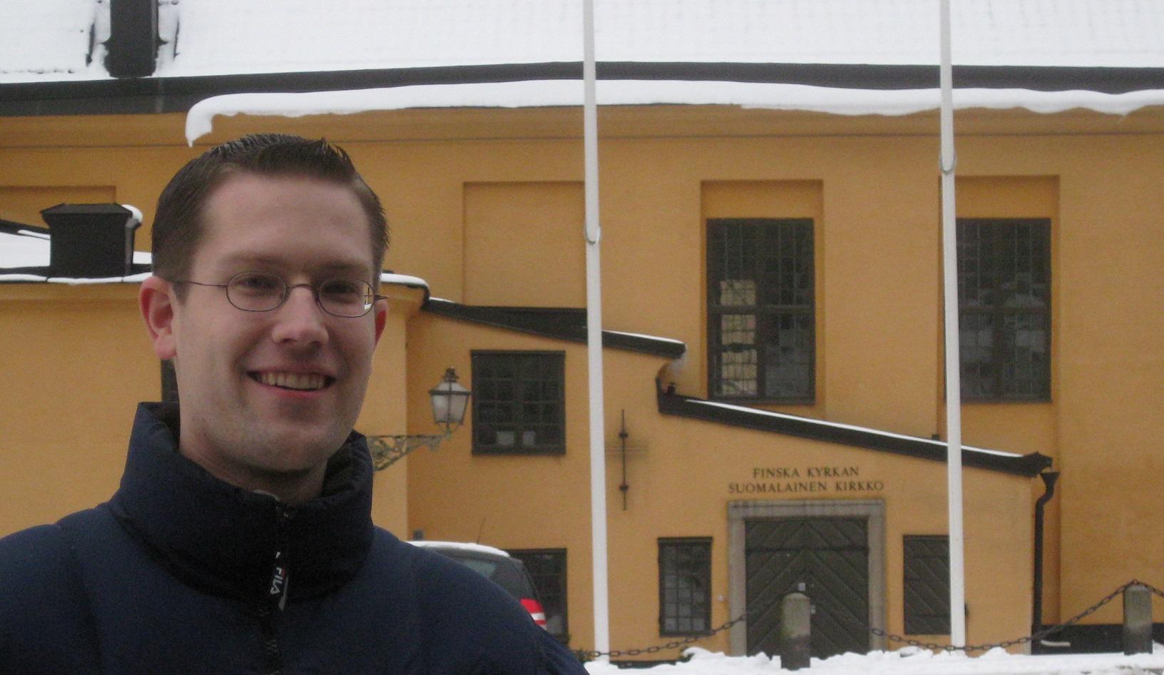 Suomalainen kirkko Tukholma