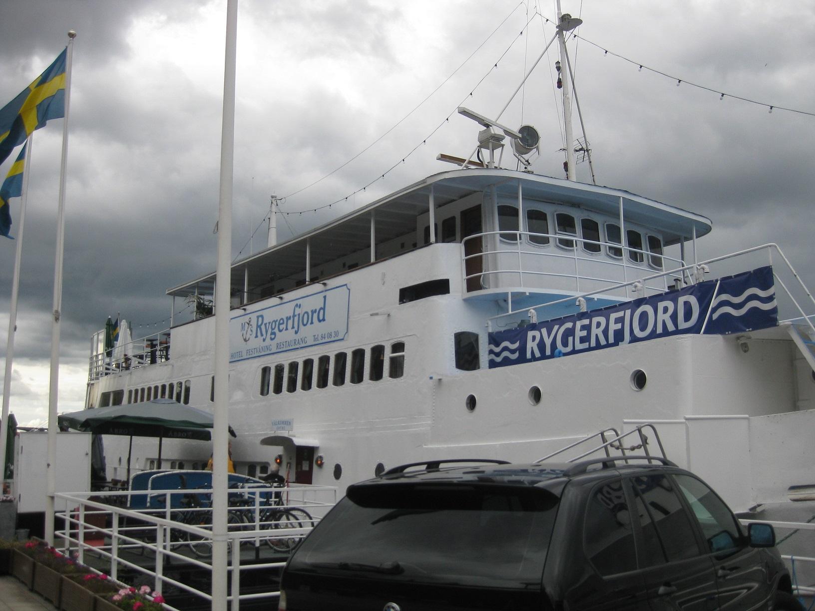 MS Rygerfjord Stockholm
