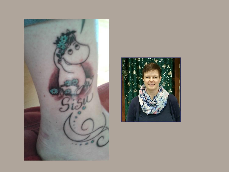 Mumin Tattoo