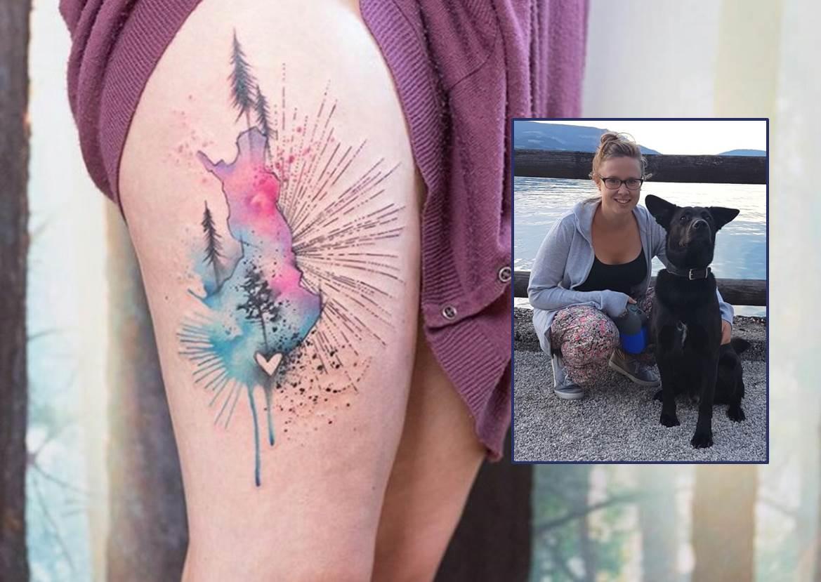 Finnland Tattoo