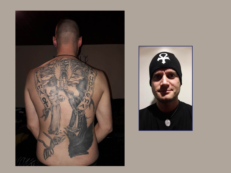 Elämä & kuolema Tattoo