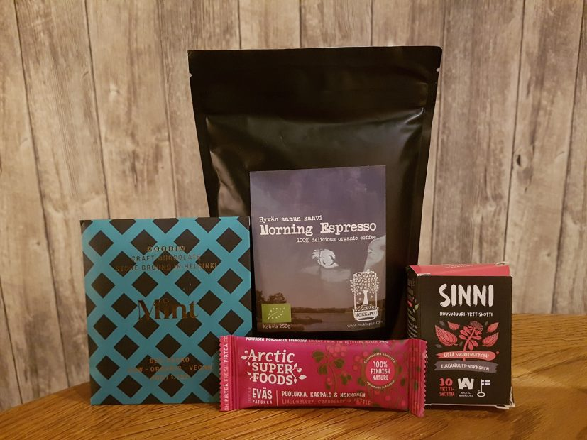 Finnflavours Onlineshop