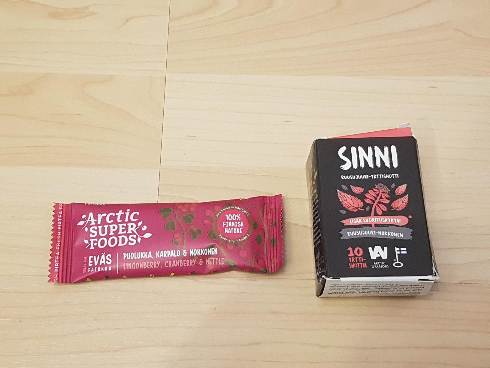 Finnisches Superfood